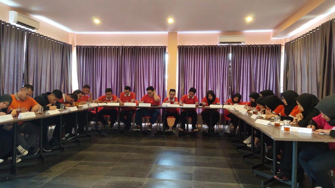 Ruang Meeting Punokawan untuk 40 peserta